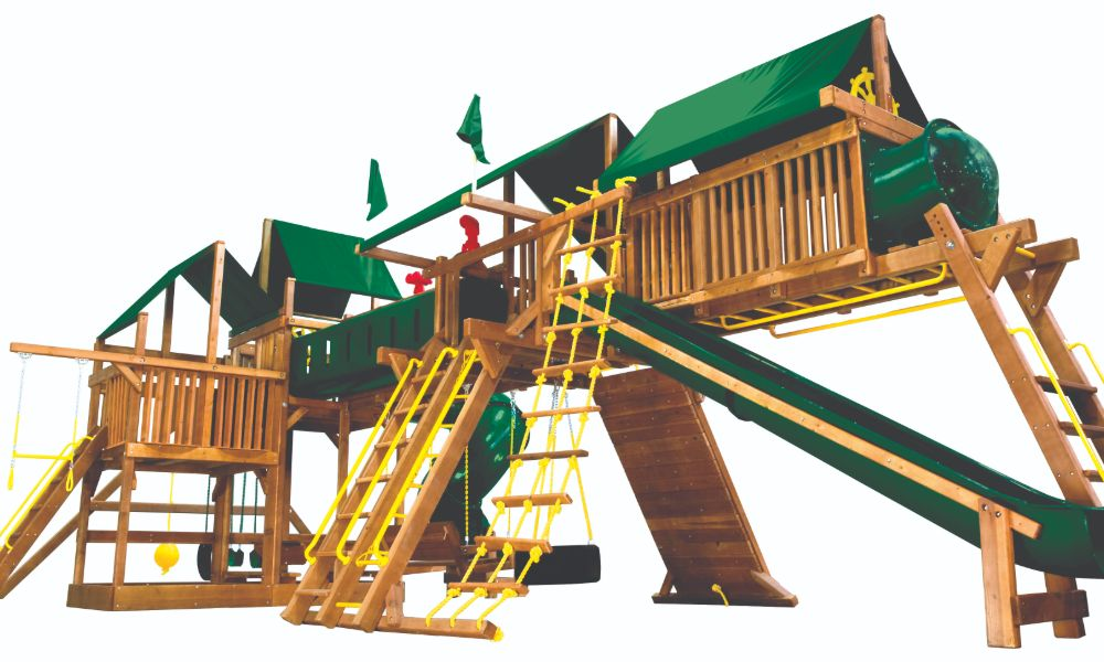 King Kong Double Whammy Green Machine