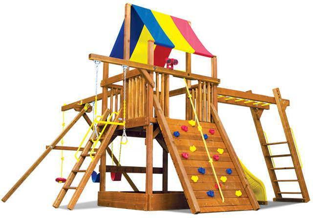 Black Friday Wooden Climbing Frame Sale