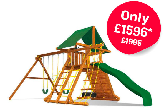 Fiesta Castle Pkg. 2 saving £399!