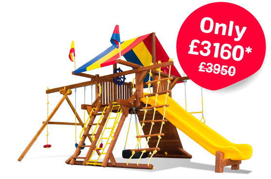 Rainbow Castle Pkg. 2 saving £790!