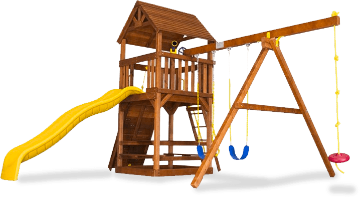 Clubhouse Climbing Frames