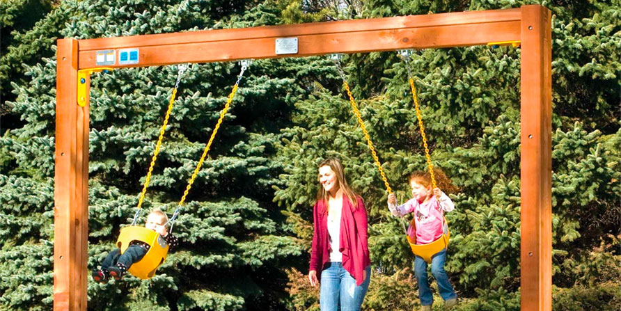 Toddler Swing Beam C61