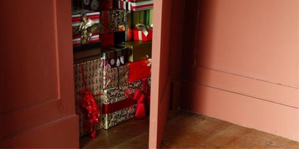 Hiding The Presents